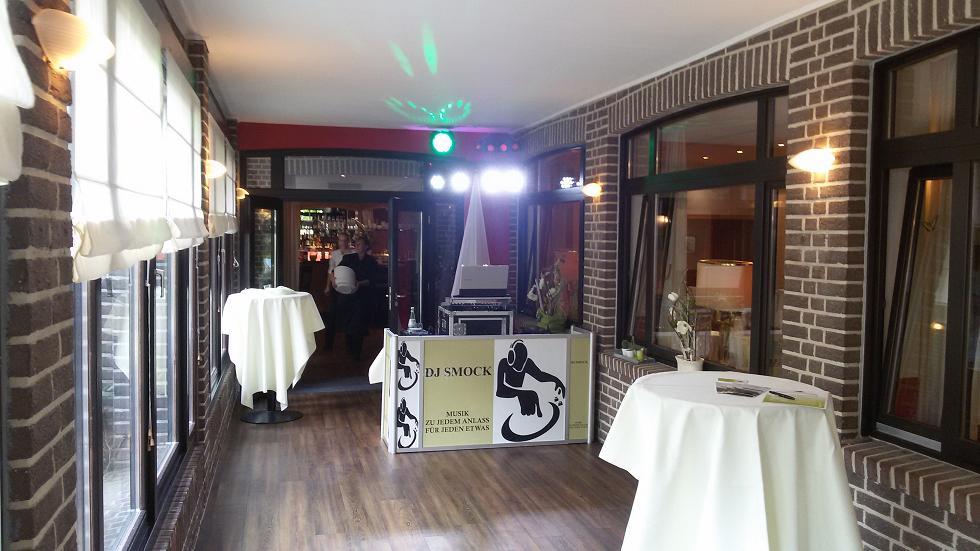 Hochzeits- und Party DJ Smock auf Burg Wegberg