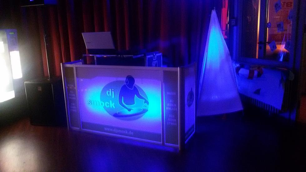 Hochzeits- und Party DJ Smock im Plüsch im Cinetower Alsdorf